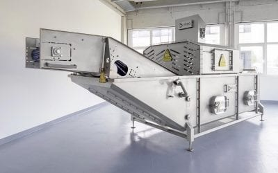 ELEA GmbH PEF Advantage™ Belt PEF Systems bring new opportunities to Potato Chip Manufacturing