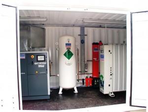 Nitrogen Gas Generation Systems